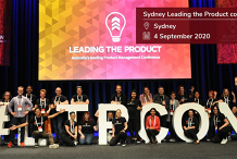 Leading The Product conference - Sydney 2020