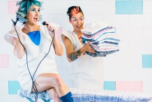 The Ironing Maidens premiere 'A Soap Opera' at Adelaide Fringe Festival