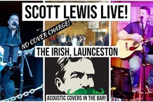 Live and Acoustic at The Irish!