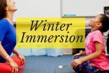 Yoga Ed. Winter Immersion (Children's and Teenage Yoga Teacher Training)