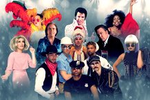 Legends In Concert: Direct from Las Vegas