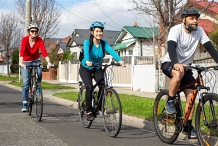 ON-ROAD BIKE CONFIDENCE @ Darebin Arts Centre // City of Darebin