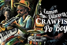 Eamon Dilworth plays Preservation Hall