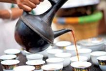Genet's Ethiopian Coffee Ceremony