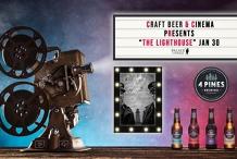 Craft Beer & Cinema | The Lighthouse – Palace Cinema Como