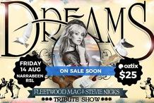 Dreams Fleetwood Mac and Stevie Nicks Show at Narrabeen RSL