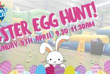 Inflatable World Easter Egg Hunt