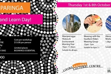 Come and Learn Day at Warriparinga - History and Environment Tour