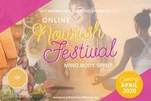 Metamorph Nourish Festival April