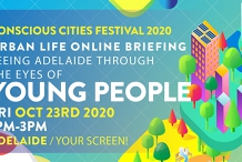 Commissioner's briefing: Seeing Adelaide through the eyes of young people.