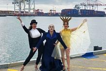 A world-first Fringe World show on a cruise ship