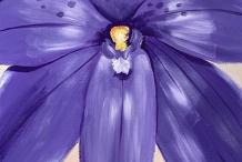 Georgia's Orchid: Paint 'n' sip