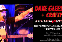 Dave Gleeson and Crafty: Wk 9