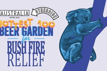 Hottest 100: Beer Garden for Bush Fire Relief