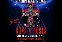 Guns N' Roses live on the Gold Coast