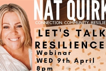 Let's Talk Resilience