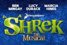 Shrek The Musical AD Theater