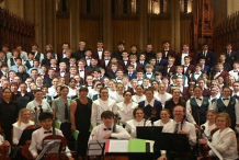 RSCM Brightest and Best Choral Festival