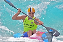 The Australian Surf Life Saving Masters and Open Championships