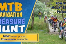 MTB Navigation Treasure Hunt