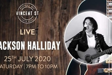 Jackson Halliday - LIVE