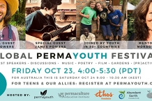 Global Permayouth Festival October