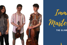 Immortal Masterpieces - The Glinka Quartet