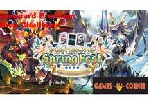 Vanguard Premium Spring Fest 2020 Shop Challenge at Games Corner