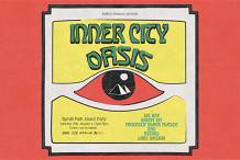 Inner City Oasis ~ Rymill Park Island Party