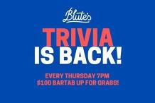 Thursday Trivia - 7PM