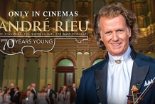 André Rieu: 70 Years Young - Cinema Presentation