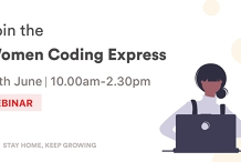 [WEBINAR] Women Coding Express