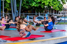 Pilates - Free Active Living Fitness