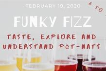 Funky Fizz Tasting Event