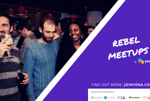 Rebel Meetups by Yena - Entrepreneur Networking