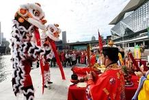 Sydney Lunar Festival Dragon Boat Races