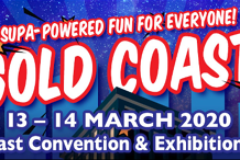 Half-Monster Games at Supanova Gold Coast