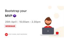 [WEBINAR] Bootstrap your MVP ⚡