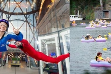 Hanging Local 1 – iFly and Maribyrnong Inflatable Regatta