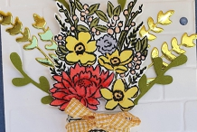 Get Creative ! Bumblebee Cards & Paper Craft Gifts - July Card Making Class