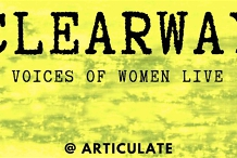 CLEARWAY Voices of Women LIVE @ Articulate