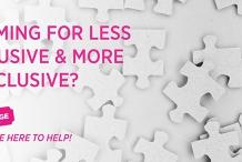 Fringe Masterclass #5 Share It! : accessible & inclusive creative practice