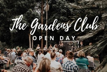 The Gardens Club - Open Day 2020