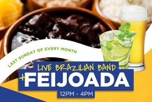 Navala Monthly Feijoada - All You Can Eat