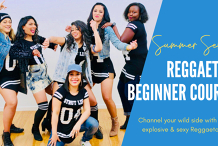 Meetup - Reggaeton Beginner Dance Classes