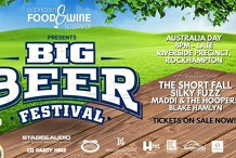 CFWF presents Big Beer Festival