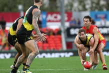 AFL Round 18: Gold Coast SUNS versus Richmond