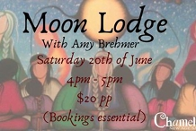 Moon Lodge with Amy Brehmer