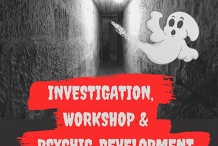 Hobart  Penitentiary GHOST HUNT  & Psychic workshops with the FRIGHTFULLY GOOD TEAM