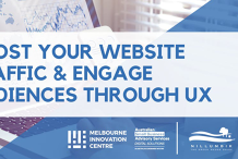 Boost your Website Traffic and Engage Audiences through UX - Nillumbik/Banyule